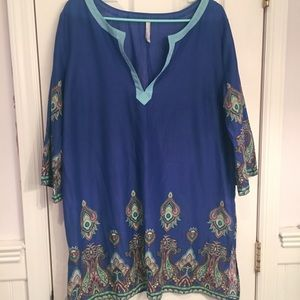 Old Navy Beach Coverup Tunic